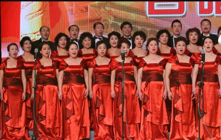 感动中国——群众文化艺术周